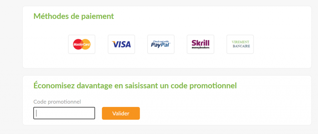 code promo Planethoster